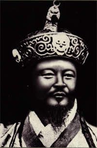Bhutan First King Ugyen Wangchuk