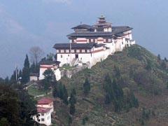 Bhutan Dagana Dzong