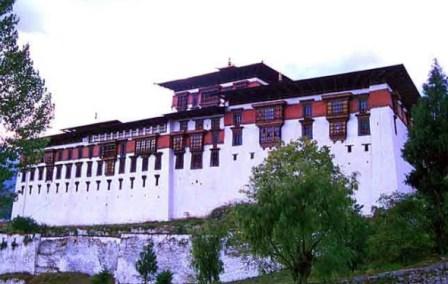 Bhutan Paro Rinpung Dzong