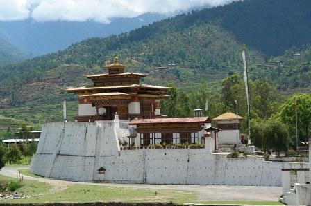 Punakha Dzongchung