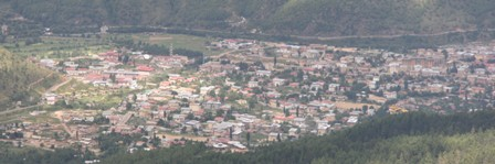 Capital Thimphu