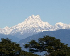 Bhutan's Highest Mountain Gangkar Puensum