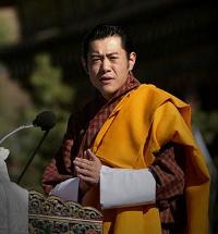King Jigme Khesar Namgyal Wangchuk