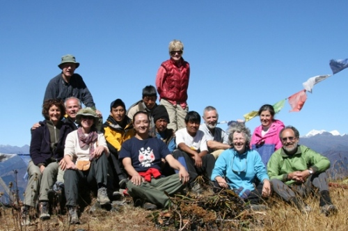 Rodungla Trek Bhutan