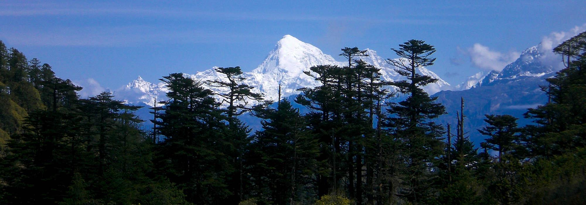 Bhutan Jhomolhari Trek