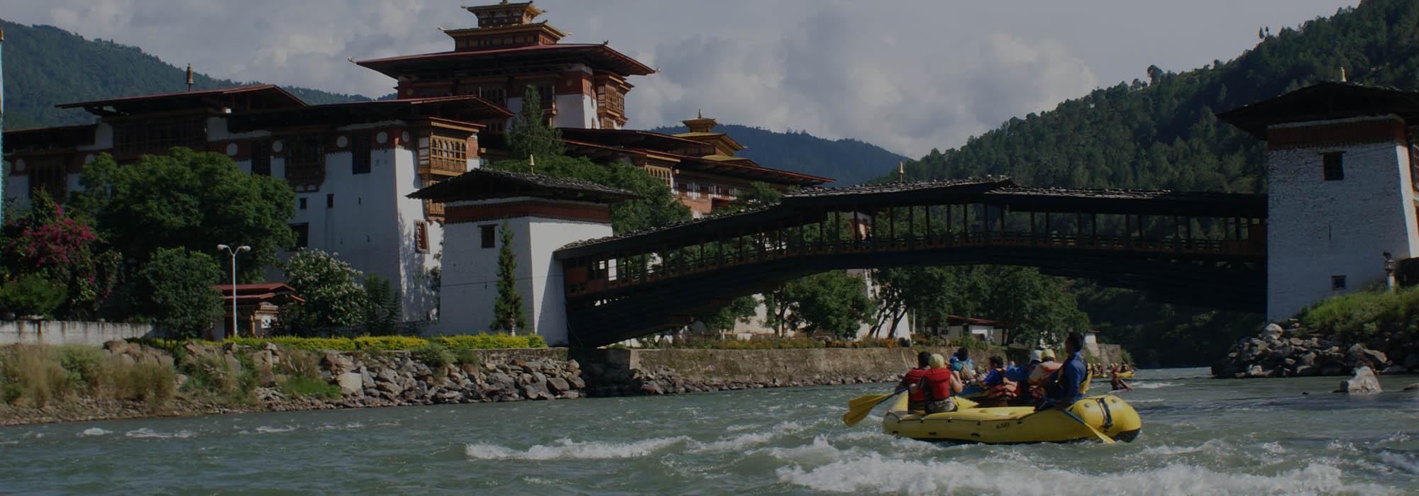 Druk White Water River Rafting 9 DAYS