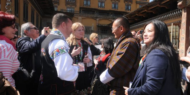 Rotary Club of Thimphu Hosts Conference on Responsible Entrepreneurship towards Sustainable Development