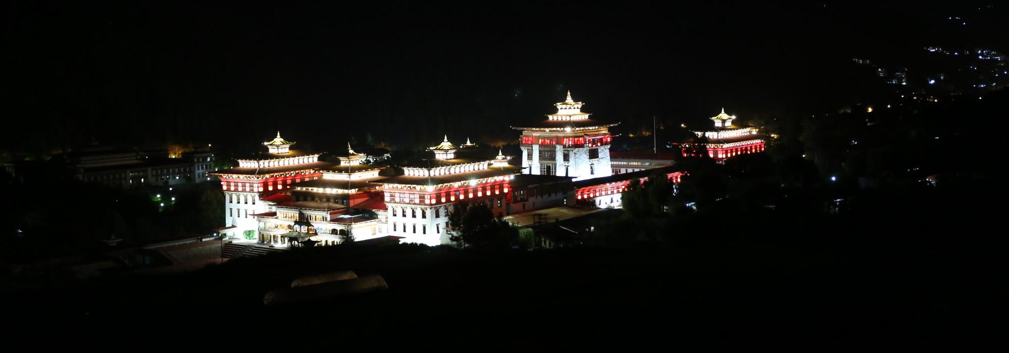 Bhutan Dream Come True 8 night 9 days