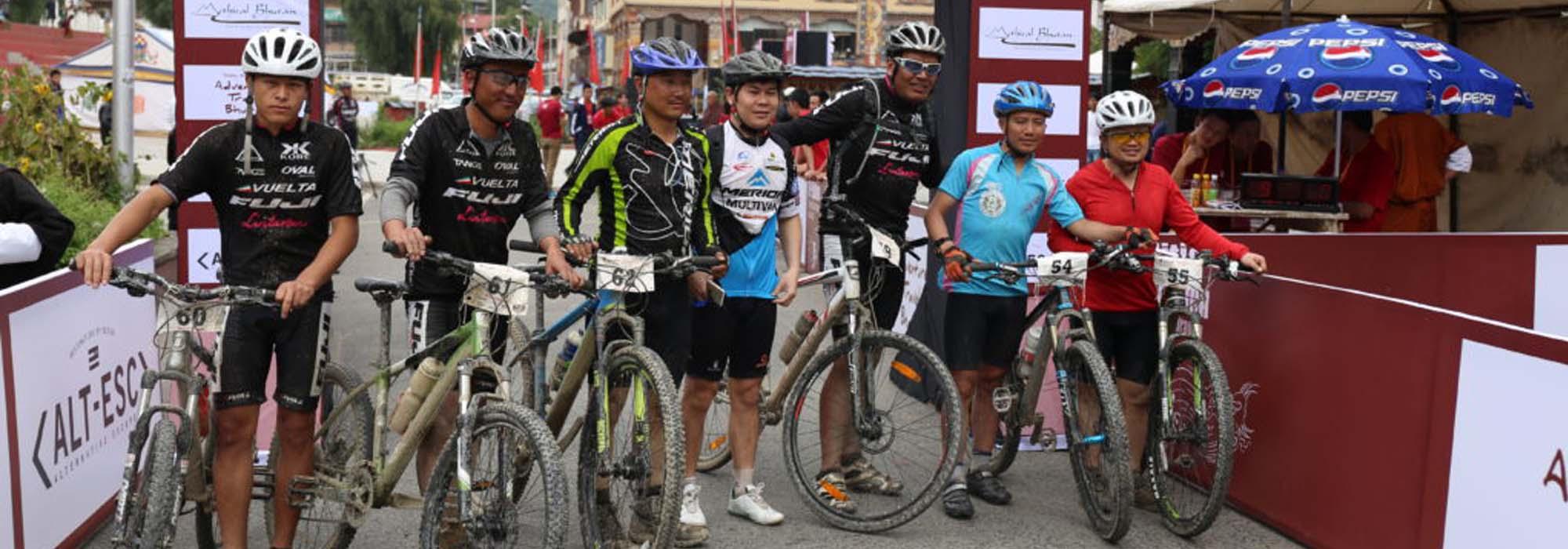 Tour of The Dragon 268 kms